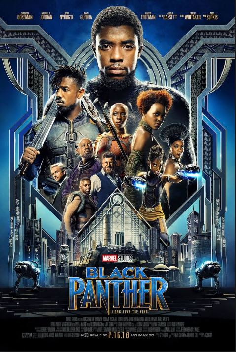 From the Black Panther official website.