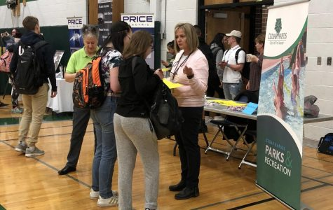 Kids See Options Through Job Fair