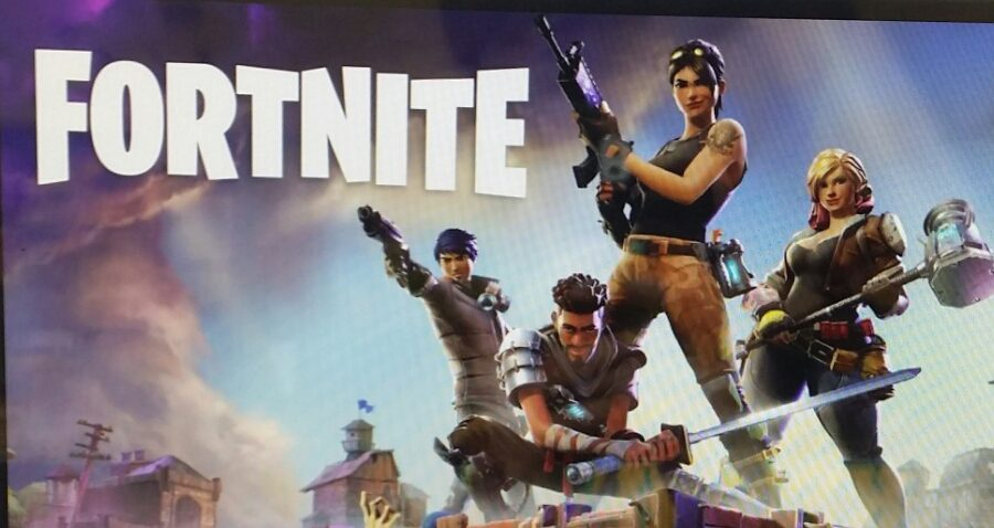 Fortnite+is+one+of+the+world%27s+most+popular+games+today.+On+school+computers%2C+the+site+is+blocked+by+the+school+district%2C+but+students+can+still+access+the+game+on+their+cell+phones.+