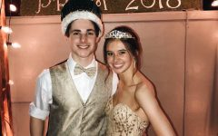 Q&A with the 2018 Prom King and Queen