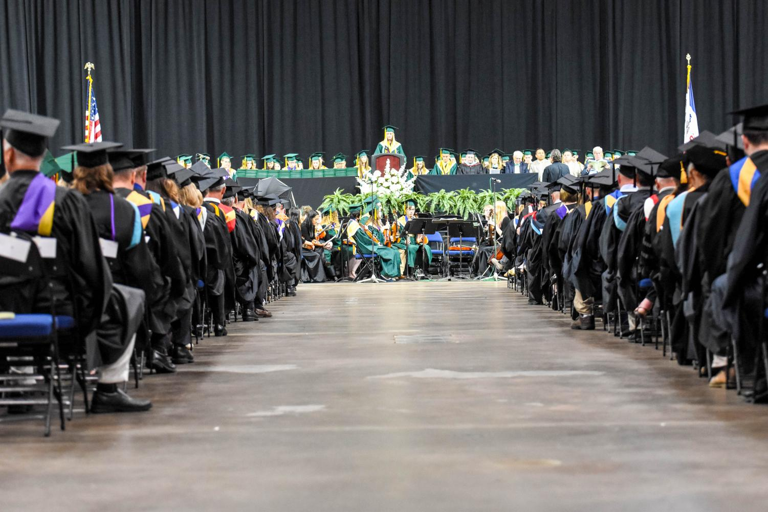 Kennedy High School Graduation Ceremony in 2017
