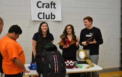 Get Involved: Kennedy Club Fair