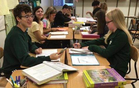 Seniors Lend a Helping Hand with Peer Tutoring