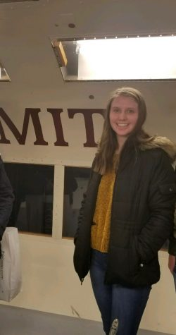 Olivia Shirm, sr., visited MIT in March of 2018. During this visit, Shirm began dreaming of attending the school.
