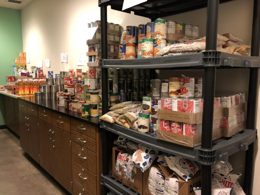 Cougar Corner pantry opens today