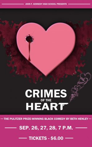 Crimes of the Heart Coming Soon to Kennedy Theatre
