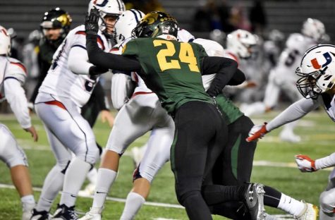 Winter storm may push off Kennedy vs.Linn Mar game
