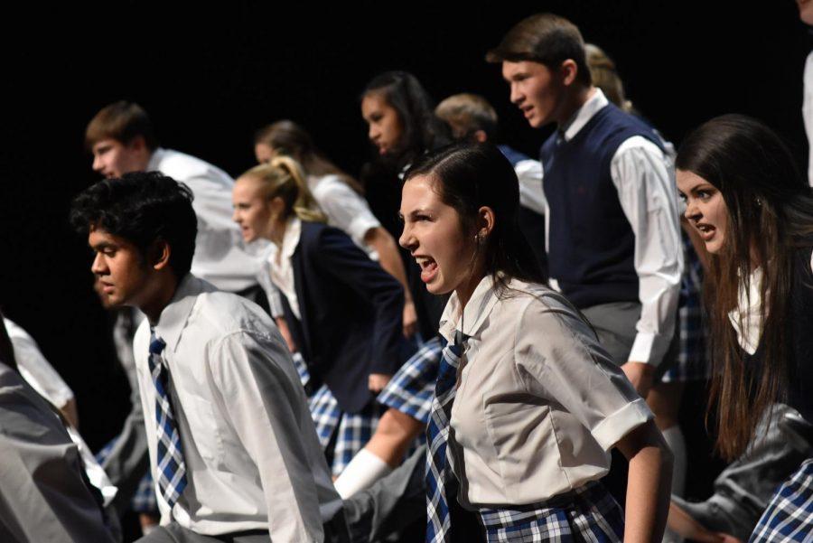 Show Choir Kick-Off
