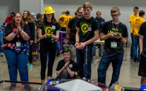 Robotics Club in Action