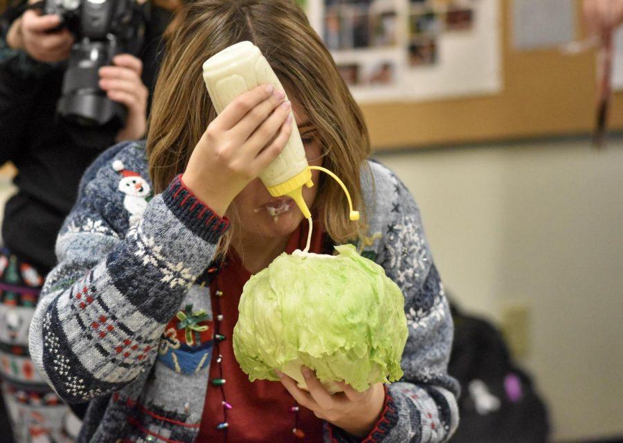 Winner Winner Lettuce Dinner