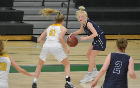 Battle on 42nd Street: Kennedy Girls Varsity Against Xavier