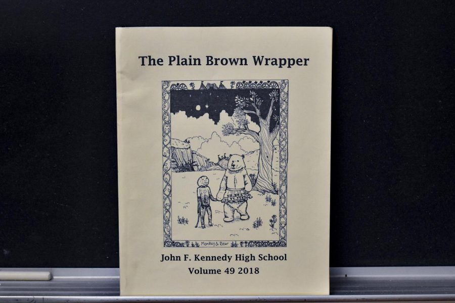 Photo+of+last+year%27s+copy+of+the+Plain+Brown+Wrapper.