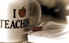 Teachers Adapting to Online