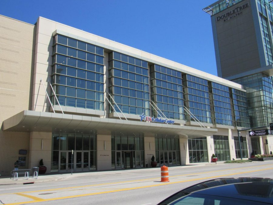 The graduation ceremony will be held in the Alliant Energy PowerHouse, previously called the US Cellular Center, in downtown Cedar Rapids.