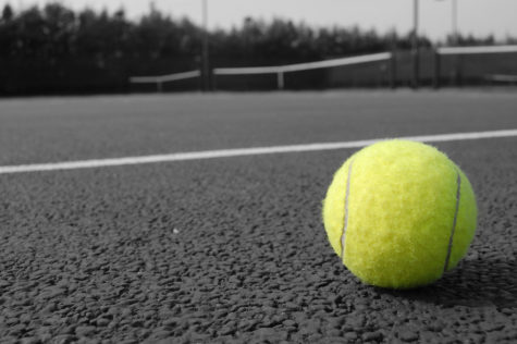 The Kennedy Women's Varsity Tennis Team plays in two competitions on Saturday, April 24.
