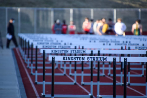 Local track meets are held at Kingston Stadium.