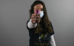 Many women have to arm themselves in fear of being attacked or harmed.