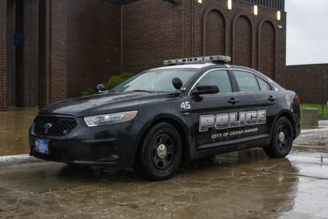 The Cedar Rapids Police Department