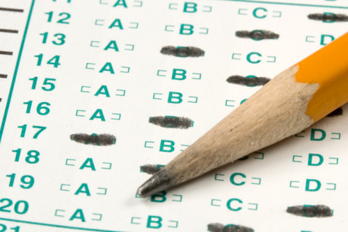 Students are beginning to take their Advanced Placement exams.