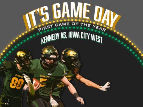 The Kennedy Cougars kick off the 2021 football season tonight, Friday, Aug. 27.