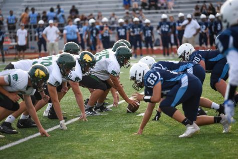 Cougars Sophomore Team Hunts the J-Hawks In a 49-0 Win