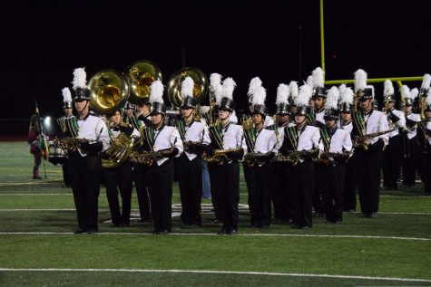 The Kennedy Marching Band Season Comes to an End