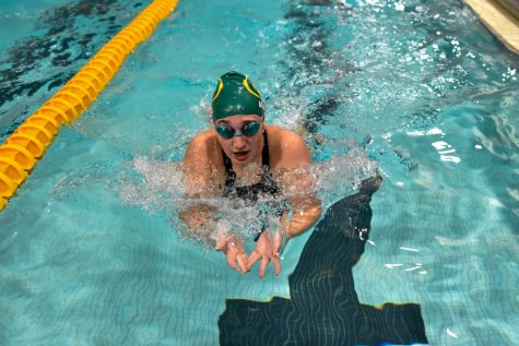 Lilly Adams: Swimming Her Way to the Top