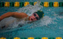 Varsity Swim & Dive Takes Win Over Washington On Senior Night